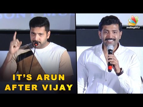Its-Arun-Vijay-after-Ilayathalapathy--Jayam-Ravi-Speech-at-Kuttram-23-Audio-Launch
