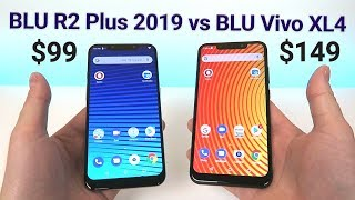 BLU R2 Plus 2019 vs BLU Vivo XL4 - Which is Better? (with Camera Comparison)