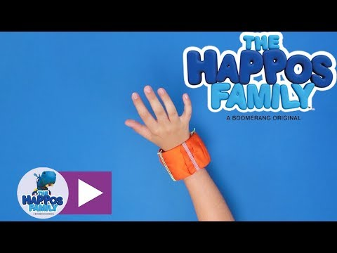 Fotos engraçadas - How to make a fabric bracelet I Create & Play for kids I The Happos Family