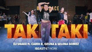 "Download Video DJ SNAKE - ""TAKI TAKI""   Janelle Ginestra Choreography   IMMASPACE Class MP3 3GP MP4"