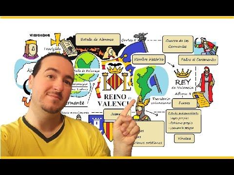 El Reino de Valencia en 5 minutos