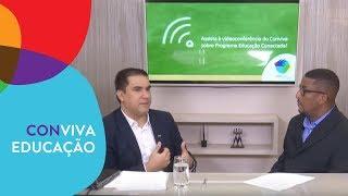 Videoconferência : Educação Conectada