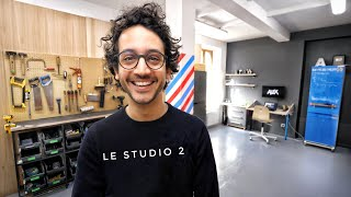 Le Studio Is Looking Sharp ! by Alex French Guy Cooking