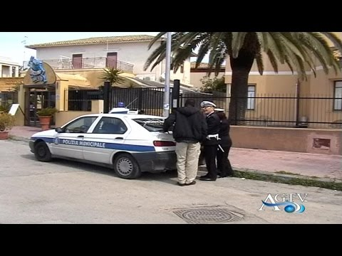 I CONTROLLI DELLA POLIZIA LOCALE AD AGRIGENTO