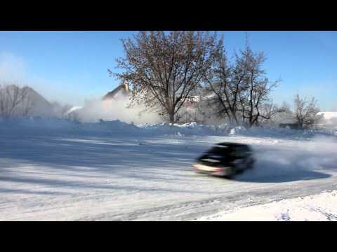 Gruby dzwon na rosyjskim rallycrossie