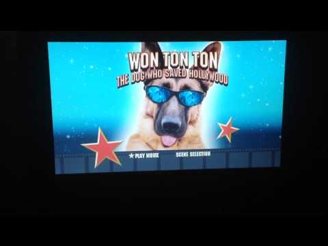 Opening To Won Ton Ton The Dog Who Saved Hollywood 2008 Dvd.