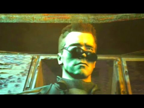 Terminator 3: The Redemption - Walkthrough Part 5 - LA Desert
