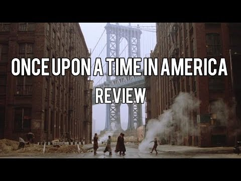 Once Upon A Time In America (1984) Review