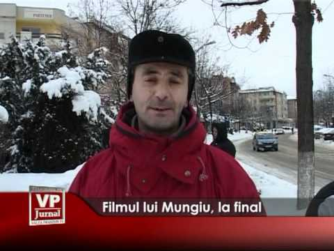 Filmul lui Mungiu, la final