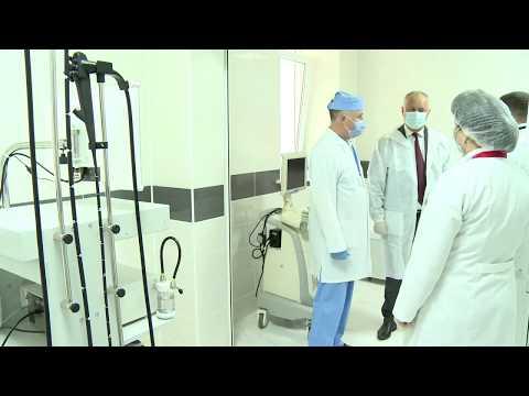 Șeful statului a vizitat spitalul raional din Glodeni