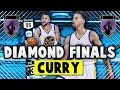 NBA 2K17 DIAMOND 99 3 POINT FINALS STEPH CURRY STATS! *HOF LIMITLESS* | THE BEST SHOOTER IN MyTEAM!!
