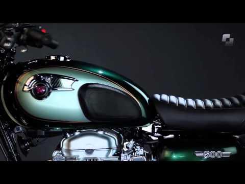 Vídeos de la Kawasaki W 800