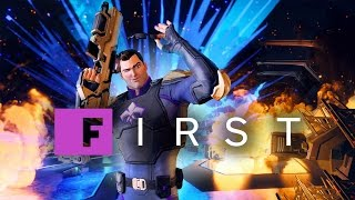 The Vibrant Art Style of Agents of Mayhem - IGN First by IGN