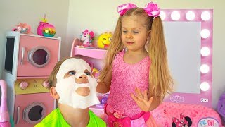 Diana Pretend Play Beauty Salon