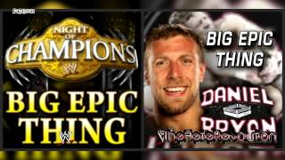 2012:Night of Champions Oficial Theme-