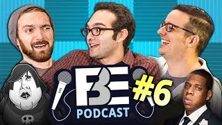 FBE Podcast #6! Starting the company, early YouTube, and questions from you!Listen on SoundCloud: https://goo.gl/Xou2g1  iTunes: https://goo.gl/DSdGFT  Google Play: https://goo.gl/UhL6bkWatch the previous podcast w/ Eric & Sheila here: https://goo.gl/mUY3qTSUBSCRIBE THEN HIT THE 🔔! New Videos 2pm PST on FBE! http://goo.gl/aFu8CWatch latest videos from FBE: https://goo.gl/aU5PSmWe wanted to start a podcast for the 5% of folks who may be interested in who we are and what we do here at FBE behind the scenes. Hopefully this gives us a chance to hang out and actually respond to viewers who are into that kinda thing.So send us questions using the #FBEPodcast hashtag! Let us know what you'd like this show to become! Should we talk about what we're actively shooting each week (spoilers for upcoming videos)? Or projects we're working on? Or thoughts on the current state of YouTube? Or just life in general? You decide!So hang out! Follow us on SoundCloud, iTunes, or Google Play... you never know who might drop by. -JonHosts:Jonathan Green (no, not that John Green)http://www.twitter.com/thejonshowBenny Finehttp://www.twitter.com/bennyfineRafi Finehttp://www.twitter.com/rafifineFollow Fine Brothers Entertainment:FBE WEBSITE: http://www.finebrosent.comFBE CHANNEL: http://www.youtube.com/FBEREACT CHANNEL: http://www.youtube.com/REACTBONUS CHANNEL: https://www.youtube.com/FBE2FACEBOOK: http://www.facebook.com/FineBrosTWITTER: http://www.twitter.com/thefinebrosINSTAGRAM: http://www.instagram.com/fbeSNAPCHAT: https://www.snapchat.com/add/finebrosTUMBLR: http://fbeofficial.tumblr.com/SOUNDCLOUD: https://soundcloud.com/fbepodcastiTUNES (Podcast): https://goo.gl/DSdGFTGOOGLE PLAY (Podcast): https://goo.gl/UhL6bkMUSICAL.LY: @fbeLIVE.LY: @fbeSEND US STUFF:FBEP.O. BOX 4324Valley Village, CA 91617-4324Creators & Executive Producers - Benny Fine, Rafi Fine, Jonathan GreenDirector of Development & Programming, Audience Engagement - Melissa JudsonDirector of Production - Drew RoderCamera - Jo