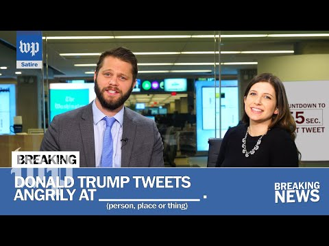 Fill in the blank for American cable news | Washington Post Department of Satire