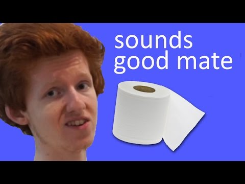 They said you can't make music with toilet paper. Here's how I proved them wrong