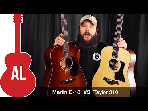 A head to head comparison with 2 customers guitars: a d-18 golden era and a 2012 d-18
