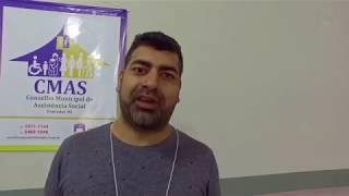 Parceria capacita técnicos municipais sobre entrevista para cadastros sociais