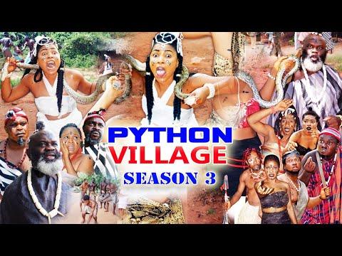 PYTHON VILLAGE SEASON 3 - (NEW MOVIE) - NIGERIAN MOVIES 2020 LATEST FULL EPIC MOVIES