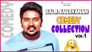 Video Bala Saravanan Comedy Collection | Vol 1 | Ajith | Dinesh | Soori | Thambi Ramaiah | Kaali Venkat MP3, 3GP, MP4, WEBM, AVI, FLV Agustus 2018