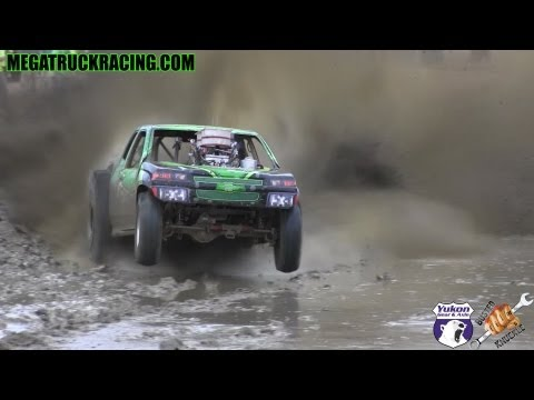 Mud Truck Madness brings furious off road rides