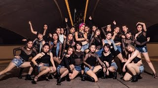 Zara Larsson - Ain't My Fault   Poca Xie Heels Choreography