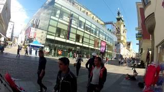 Linz Austria  city photo : Linz, Austria. City center and land strasse. Fatih Aksoy