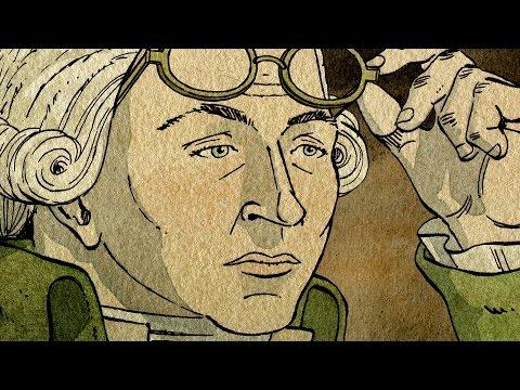 Un Film à Dessins Fixes sur la personnalité de Robespierre et la Révolution  française. Copyright Anthony Pascal