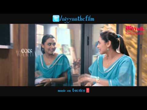 Video Meenakshi's WAKDA love life | Aiyyaa 2012 | Rani Mukerji & Prithviraj Sukumaran download in MP3, 3GP, MP4, WEBM, AVI, FLV January 2017