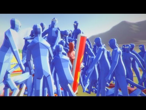 Totally Accurate Battle Simulator – Sandbox Tournament Round 1! – TABS Gameplay