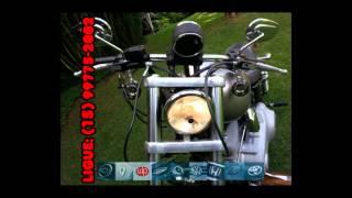 10. HARLEY DAVIDSON 1600cc DYNA SUPER GLIDE 2009 #VeiculosWP