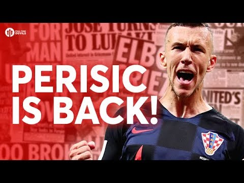 Perišić Rumour Back! Tomorrow's Manchester United Transfer News Today! #40