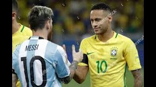 Video Vòng loại World Cup 2018 Brazil vs Argentina 3-0 [10 11 2016] MP3, 3GP, MP4, WEBM, AVI, FLV Oktober 2017