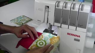 Learn how to serge a quilt-as-you-go seam on the Bernina L450 serger.Click here for the link to the 1-Hour Serger Quilt video: https://youtu.be/YdONf2oaQM0Check out all the free Bernina L 450 overlock tutorial videos over at SewingMastery.comhttps://sewingmastery.com/bernina-l450/SewingMastery.com - Sign up to be notified via e-mail of Sara's future online courses!http://www.sewingmastery.comFacebook https://www.facebook.com/SewingMasteryTwitter https://twitter.com/sewingmasterySewing Mastery's Recommended Craftsy Classes http://craftsy.me/SaraSnuggerud_rec