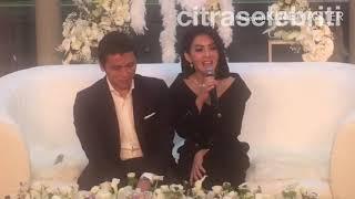 Video Pernikahan  Reino Barack dan Syahrini dari  perjalanan Asmara Yang singkat MP3, 3GP, MP4, WEBM, AVI, FLV Juli 2019