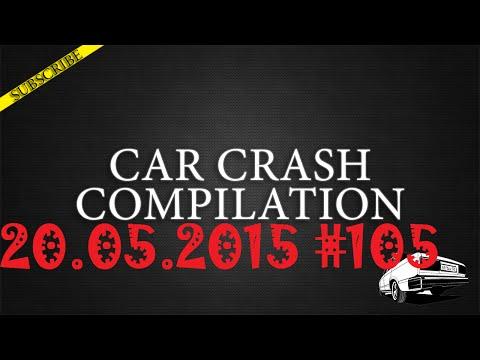 Car crash compilation #105 | Подборка аварий 20.05.2015