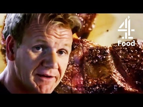 Cookalong Live | How To Cook A Steak | Gordon Ramsay on Channel 4