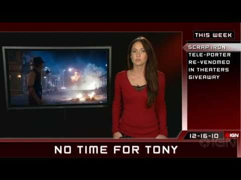 preview-Iron Man 3 Loses Director & A New Venom? - Weekly \'Wood 12.16 (IGN)