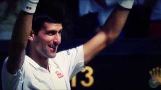 Tennis Highlights, Video - Novak Djokovic Road To The Final - Wimbledon 2014