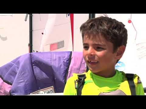 Vídeo de Ports de Generalitat sobre l'Escola de Vela del CNV