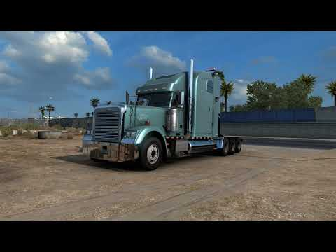 Freightliner Classic XL V2.0 1.38