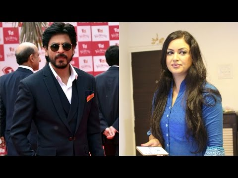 Maryam Zakaria's Dream Work With SRK