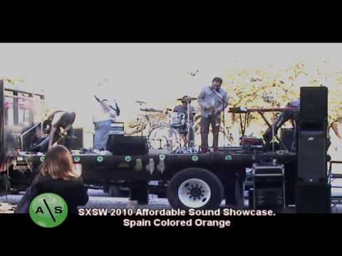 Spain Colored Orange.wmv
