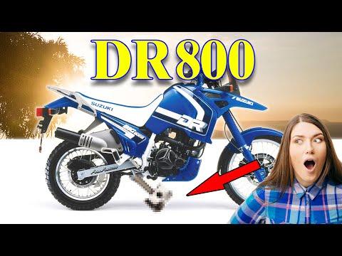 大單缸車DR800:我的XX比你大!