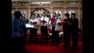 Saint Marys (PA) United States  city images : Saint Mary Antiochian Orthodox Church Choir, Johnstown PA