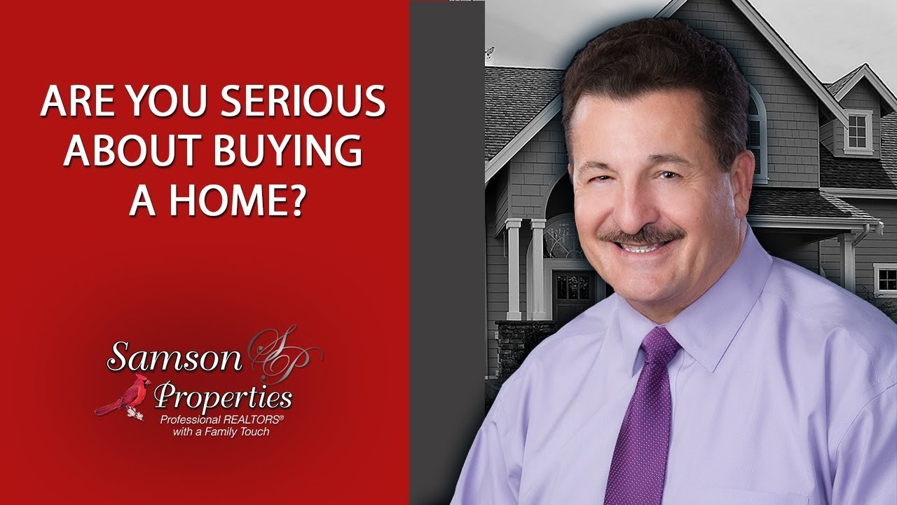 Are You Serious About Buying a Home?
