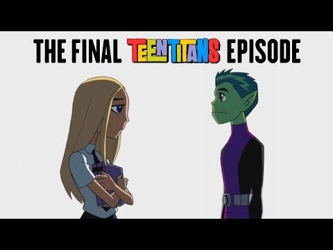 The Final Episode of Teen Titans is DARK