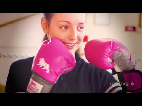 Katie Woods, 17, from Deal in Kent, used to be plagued with self-doubt. Then she took up boxing...